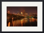 Minneapolis Skyline by Wayne Moran