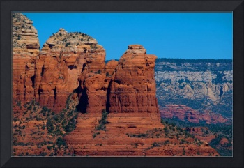 Sedona's Coffee Pot Rock 3774