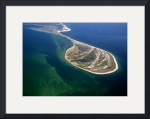 Monomoy Island Aerial Photo (August, 2007) by Christopher Seufert