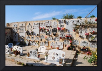 Respect to the Departed, Mellinha, Malta
