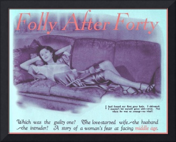Folly After 40, from 1932 story (photog. unknown)