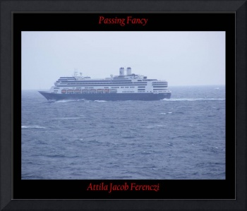 Passing Fancy At Sea