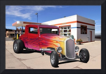 1932 Plymouth Three-Window Coupe IV
