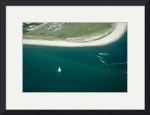 Sailing at Monomoy Island by Christopher Seufert
