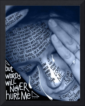 ...But Word Will Never Hurt