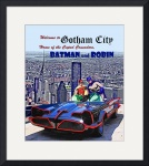 Welcome to Gotham City by David Caldevilla