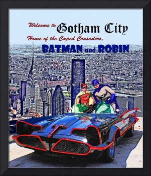 Welcome to Gotham City