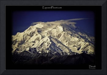 Denali (Mount McKinley) from Eielson visitor cente
