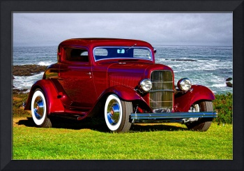 1932 Ford 'Old School' Coupe