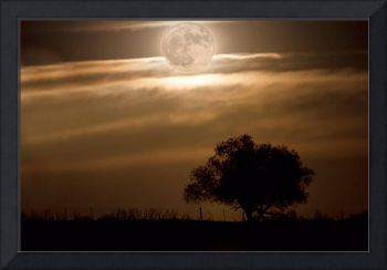 Country Supermoon