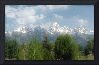 Westward Ho the Tetons Special Effects