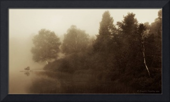 Early misty morning II