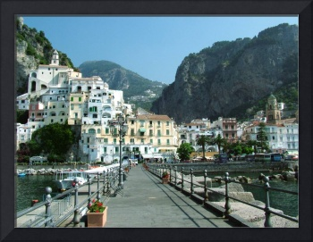 Port in Amalfi