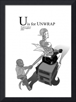 U is for Unwrap