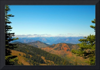 Quartz Mountain, Washington Vista #5