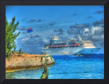 Royal Caribbean Sovereign of the Seas HDR