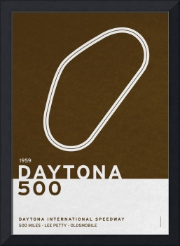 Legendary Races - 1959 Daytona 500