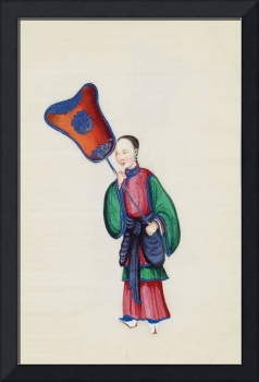 Canton. 19th century, Traditional chinese folks 2
