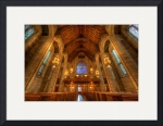Fourth Presbyterian Church Chicago III by Wayne Moran