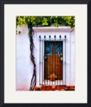 Alamos Doorway #7 by John Corney