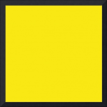 Square PMS-102 HEX-F9E814 Yellow