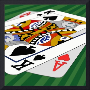 Superb Blackjack Hand