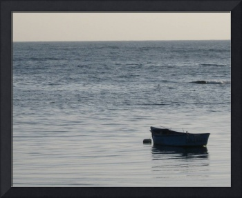 Fishing Boat in the Early Morning