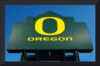 Oregon Ducks O