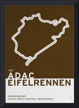Legendary Races - 1927 Eifelrennen