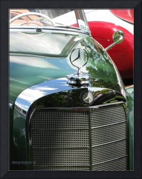Classic Car 1953 Mercedes Benz 300S Roadster2