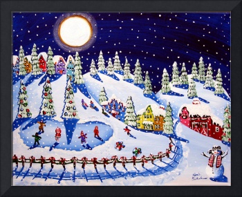 Tribute to Vince Guaraldi: Winter Wonderland