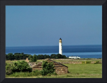 A Light House in Scotland