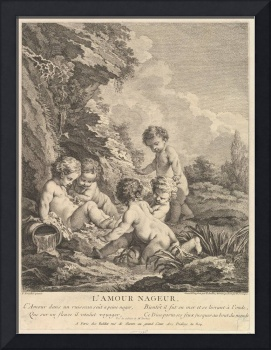 François Boucher, Pierre-Alexandre Aveline~Child S