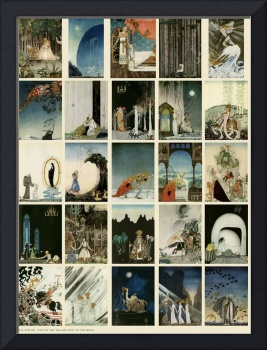 Kay Nielsen: East of the Sun West of the Moon