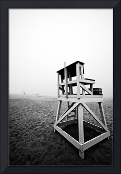 Cape Cod Beach Lifeguard Chair
