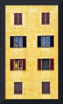 Eight Windows of Florence