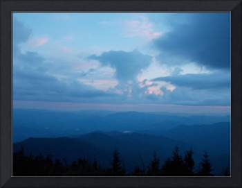 Smoky Mountain Sunset 1