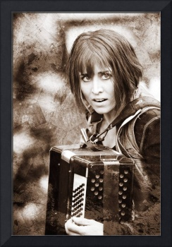 Grunge Accordion