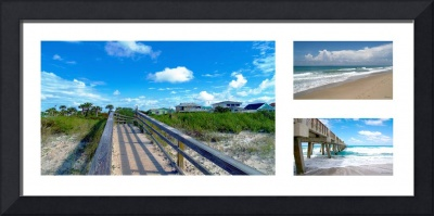 Treasure Coast Florida Seascape Collage 1