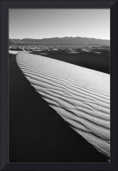 Death Valley Sand Dunes