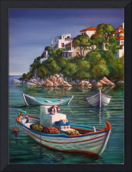 'Fishing Boats'