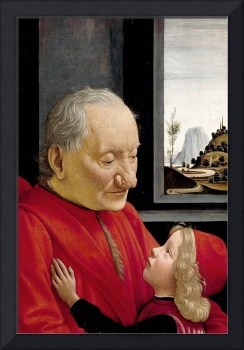 Ghirlandaio - 1480 - Old man and his grandson
