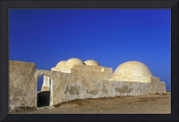 Abandoned Mosque, Djerba, Tunisia