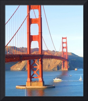 Remarkable Golden Gate Bridge Photograph