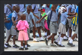 Taking Care of Each Other in Haiti
