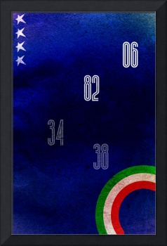 Italy (World Cup Poster)