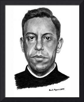 Portrait of Blessed Miguel Pro, Martyr