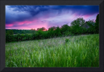 Dance Under a Wild Sky by Jim Crotty