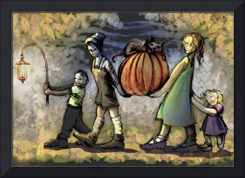 Pumpkin Bearers