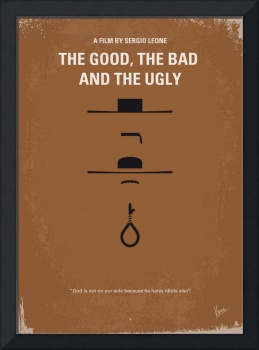 No090 My The Good The Bad The Ugly minimal movie
